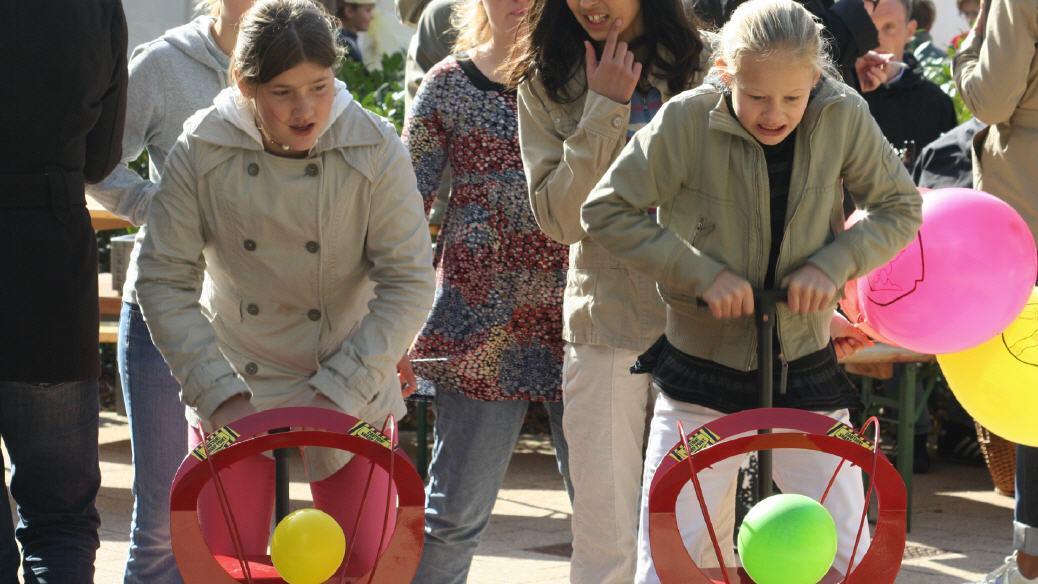 Luftballonspiel